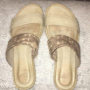 UGG Slipon Sandals